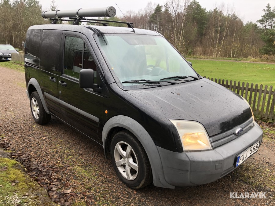 Skåpbil Ford Transit Connect 1.8 TDCi