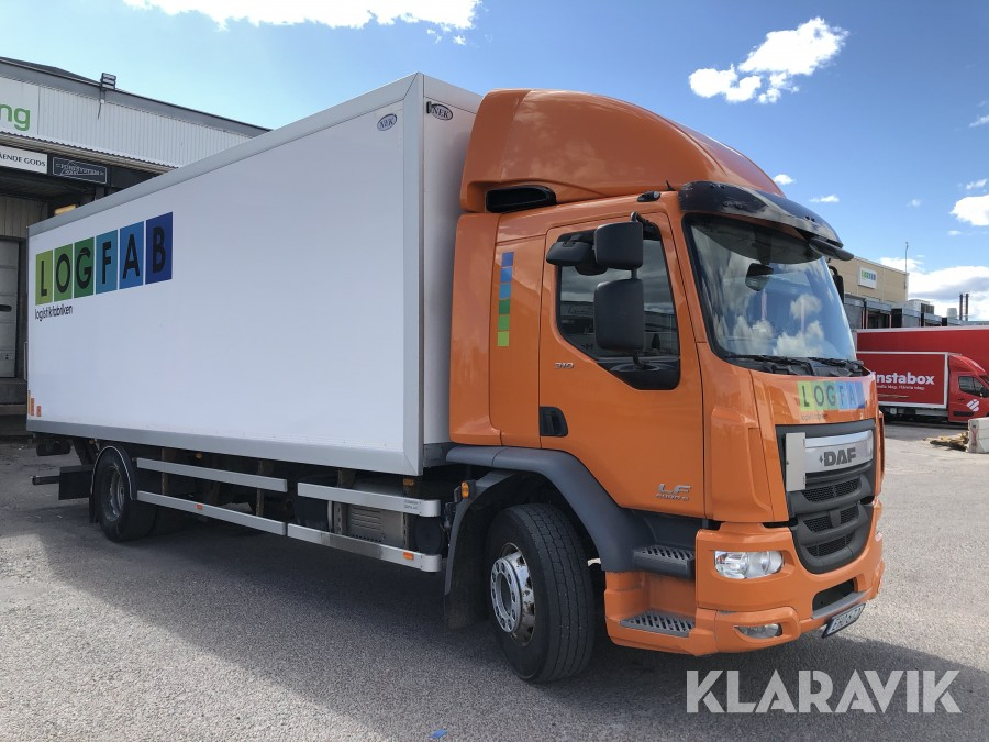 Distrubitionsbil DAF LF 310 Euro6