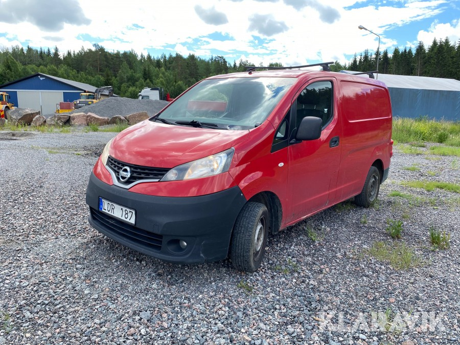 Nissan NV200 1,5 dci