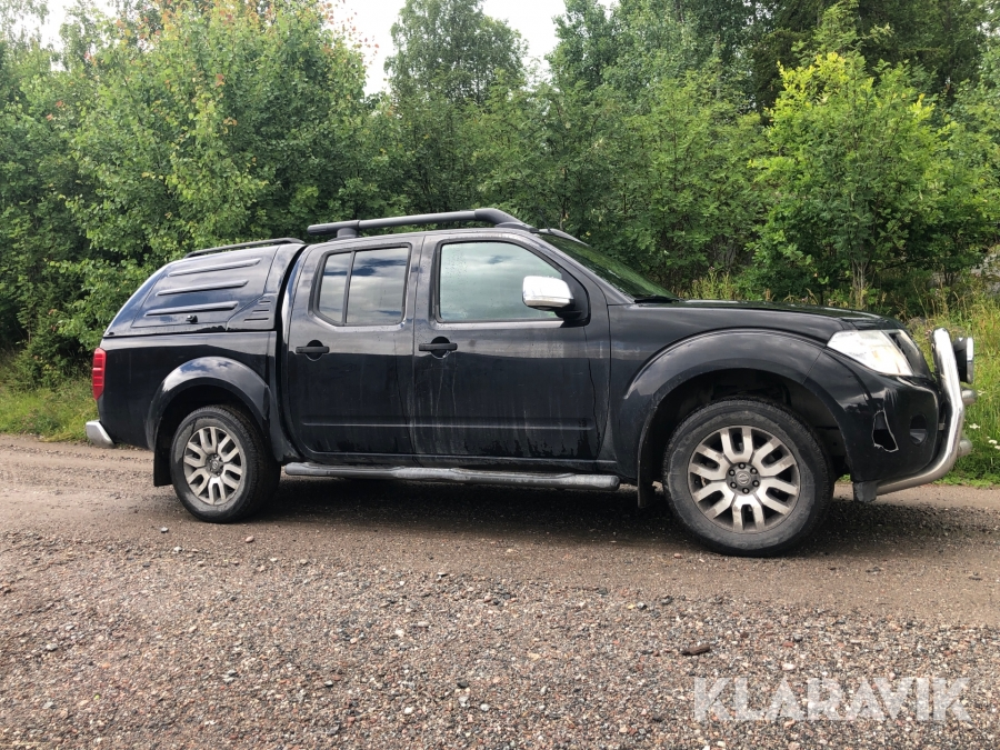 Pick up  Nissan Navara D401