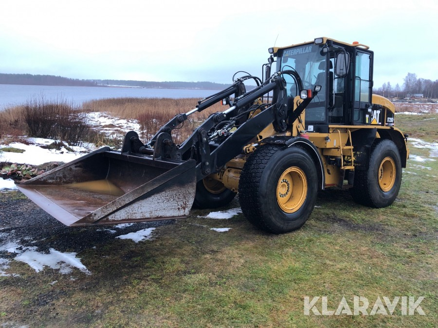 Hjullastare Caterpillar IT28G