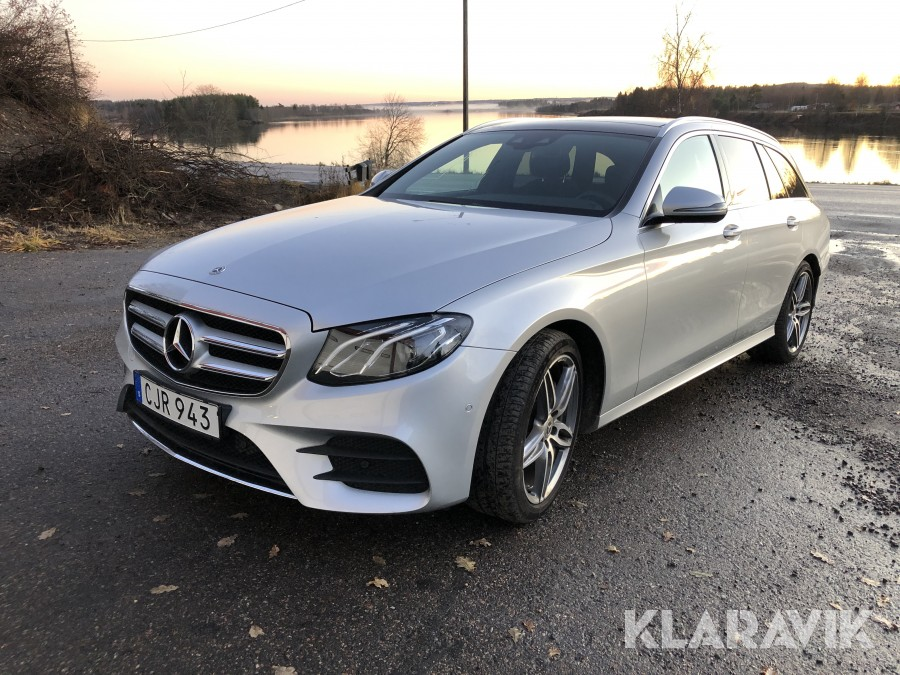 Mercedes-Benz E 220d 4-MATIC 4x4