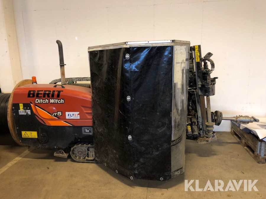 Borrvagn Ditch Witch JT5