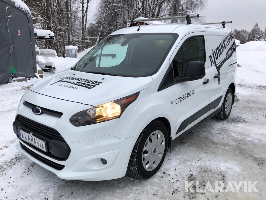 Skåpbil Ford Transit Connect