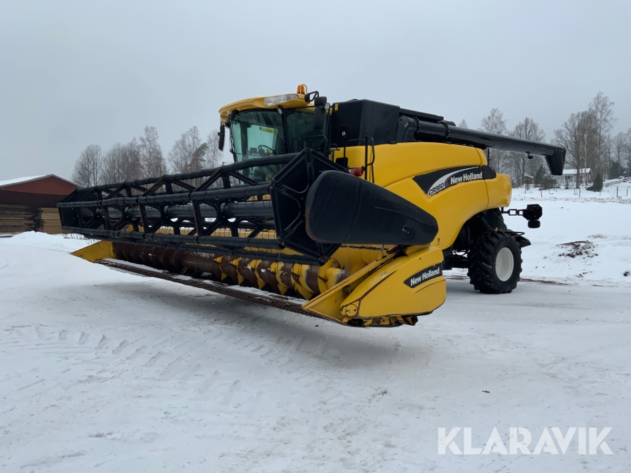 Skördetröska New Holland CR980