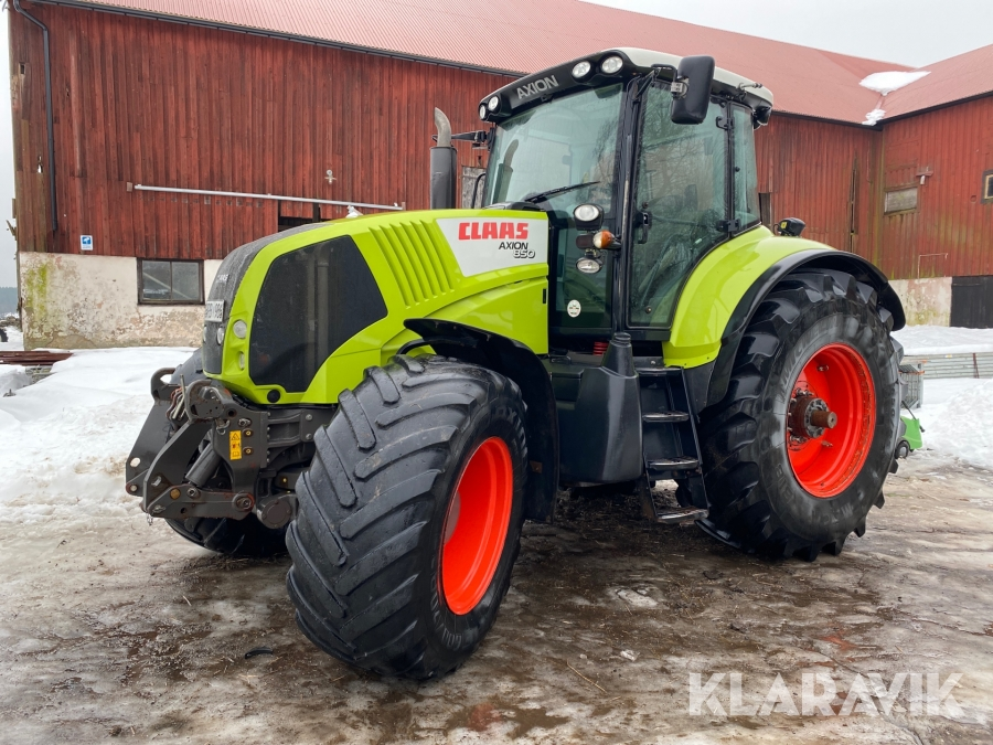 Traktor Claas Axion 850