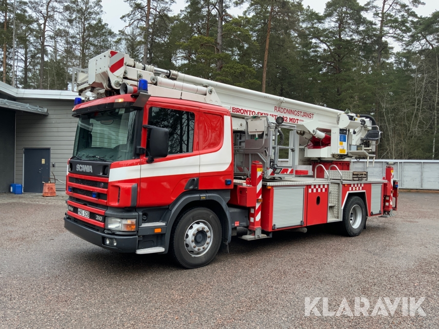 Höjdfordon Scania 94D 310