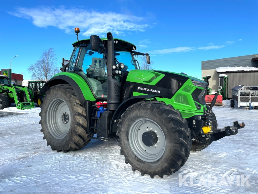 Traktor Deutz-Fahr 6215 Agrotron RC Shift