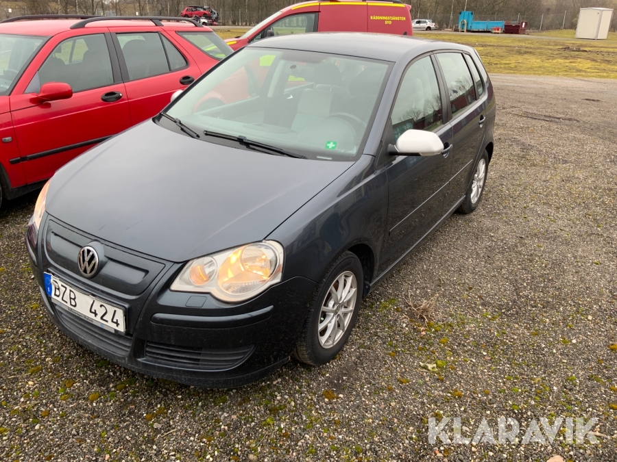 Personbil Volkswagen Polo Bluemotion