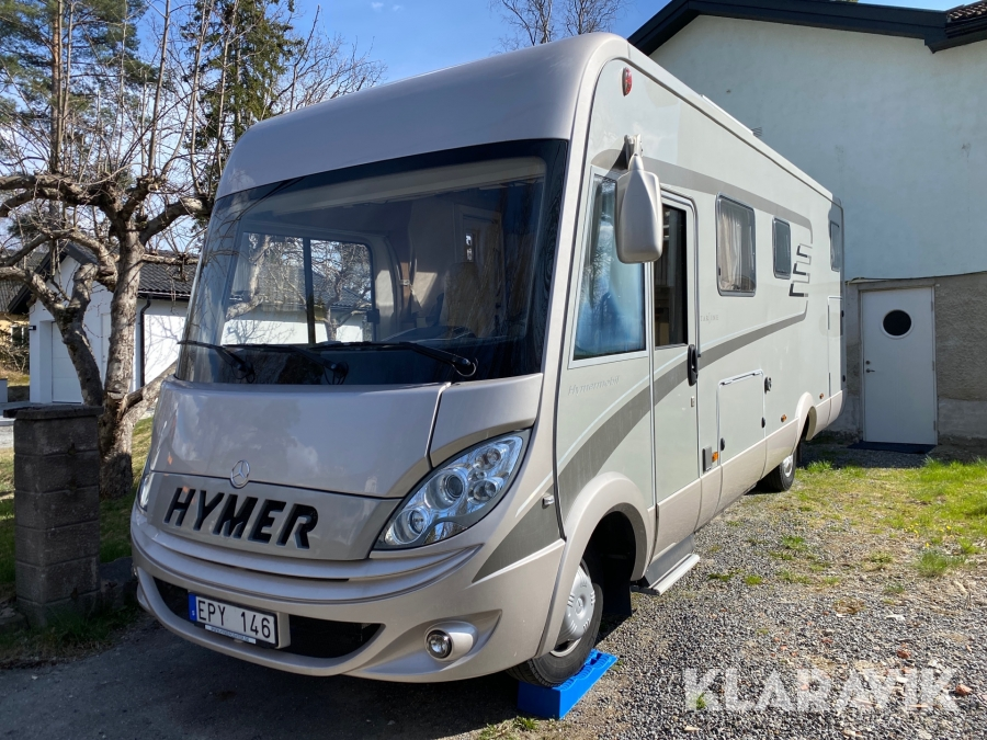 Husbil Hymer B 680 Starline
