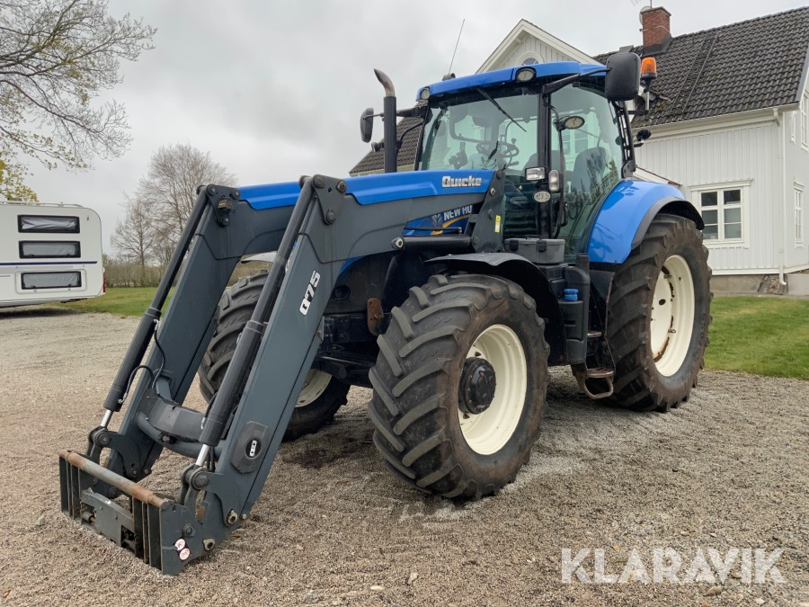Traktor New Holland T7.210 Auto Command